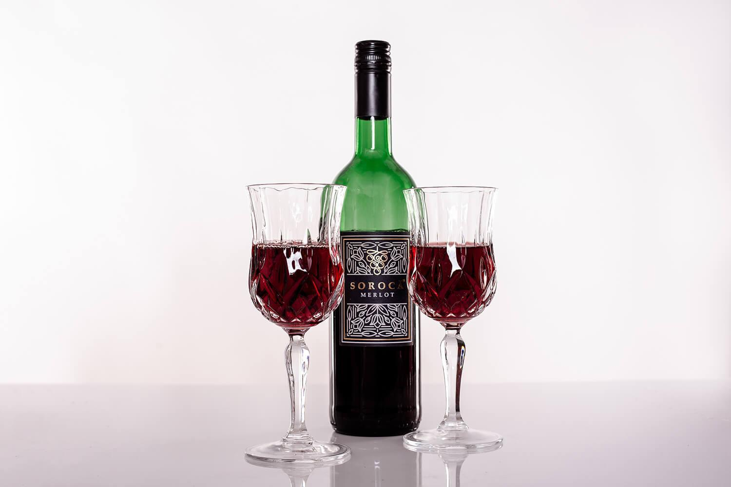 Red Wine - Our Drinks