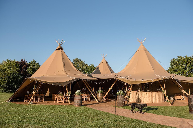 Teepee & Tents - Teepee Weddings