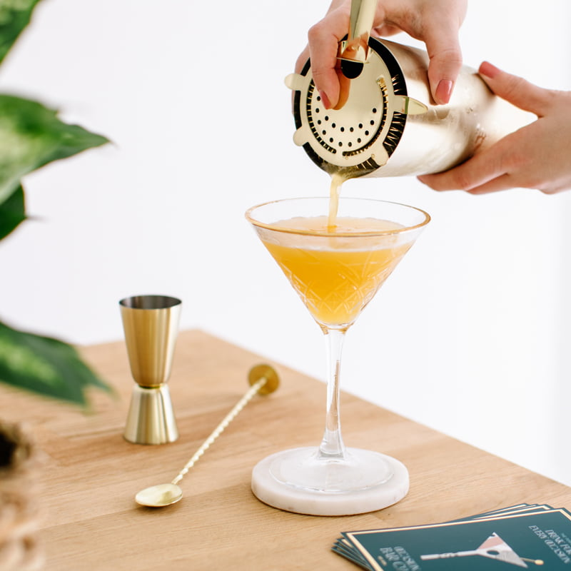 The Luxe Cocktail Making Experience